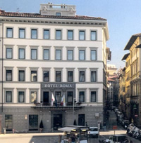 Hotel Roma Florence  Exterior